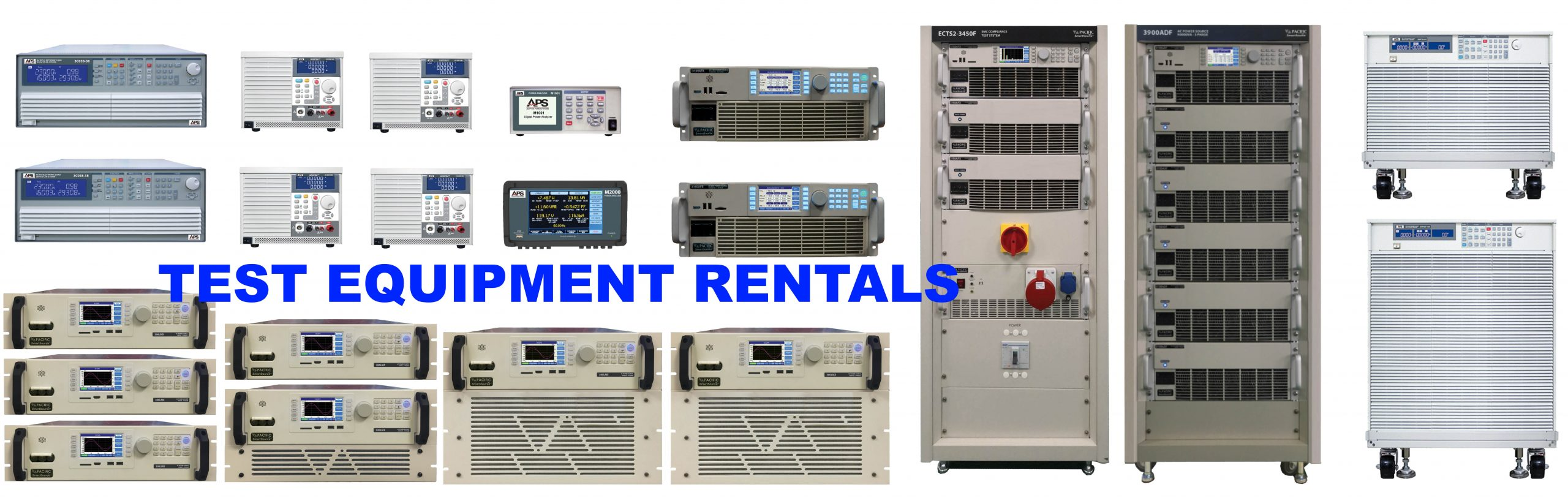 Test Equipment Rentals